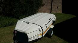 Torsion 6ft trailer