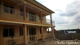 Outstanding 2 bedroom apartment with 2 bathroom in bweyogerere at 500k