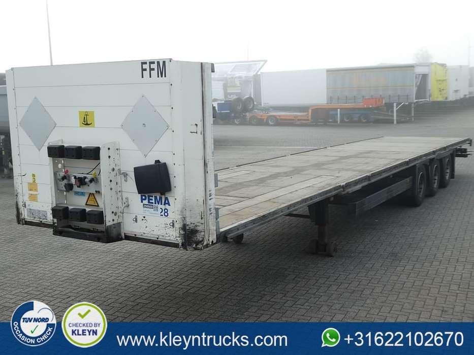 Schmitz Cargobull MEGA 3 AXLE DISC 435/45r19.5 - 2012