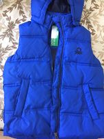 bd4834564c85 Жилетка Benetton - Одяг для хлопчиків - OLX.ua