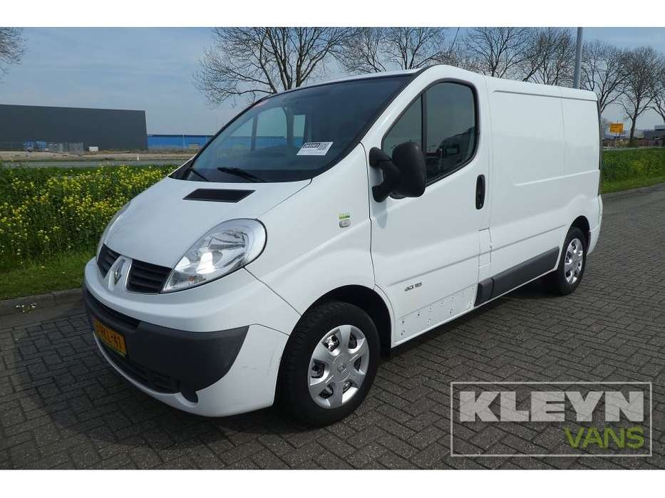 Renault TRAFIC 2.0DCI - 2010
