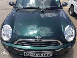 Very nice condition Mini Cooper Model One