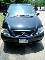 Very Clean 3 Seaters Space Bus, Mazda MPV 2003 model, going for 750k.