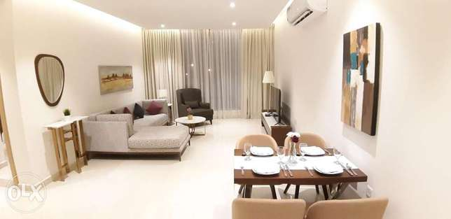 Brand new luxury 2bhk apartment for rent in Mahoz
