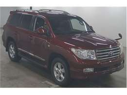 Quick Sale! 2011 Foreign Used Toyota Land Cruiser V8 Petrol 7,700,000