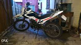 Bashan 250 xplode in a verry good condition