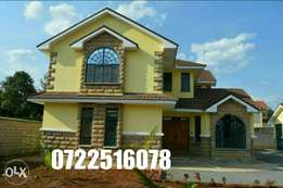 Well, kahawa sukari 5br house for sale
