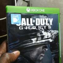 Call of duty Ghosts 4 Xbox one