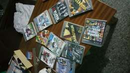 All kinds of PS3 CDS.