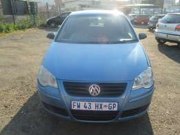 2007 POLO 1.6 with 81 000km