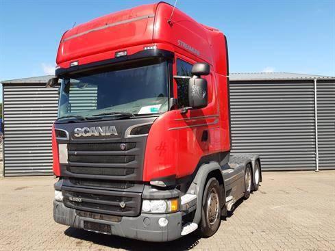 Scania R520 - 2015