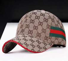 Gucci caps available