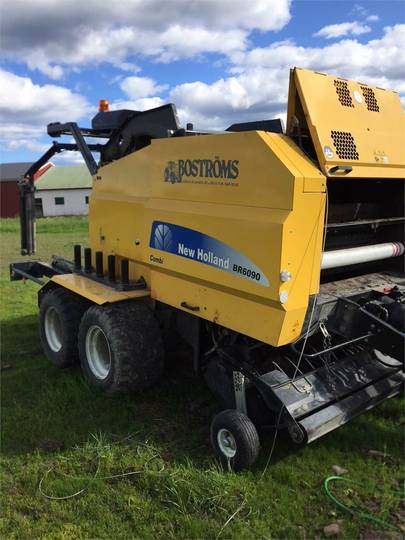 New Holland Br6090 - 2016