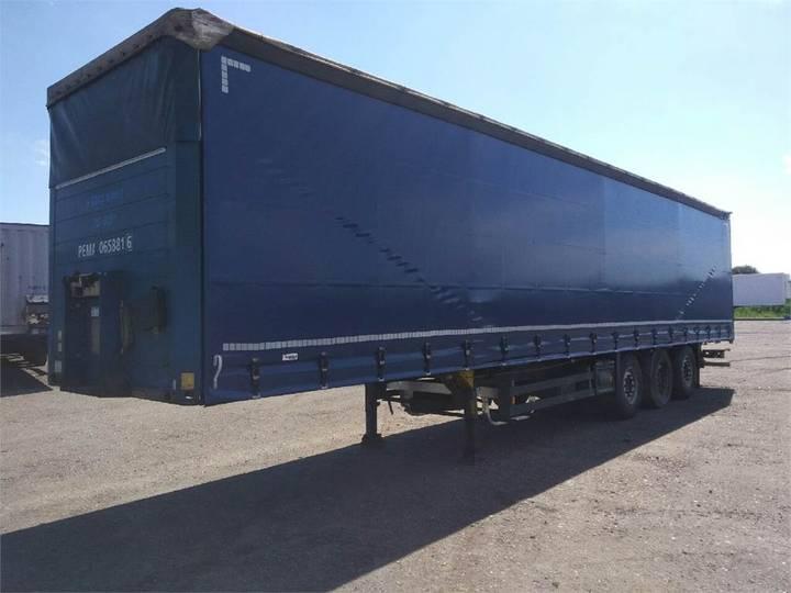 Schmitz Cargobull Scs 24-l-13.62 Edb - 2012