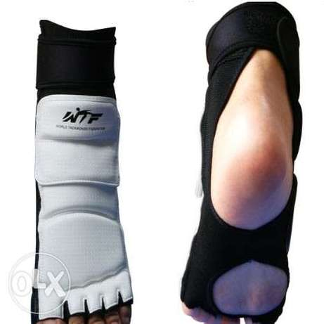 Special Offer 80% Discount : WTF Taekwondo Foot Protector