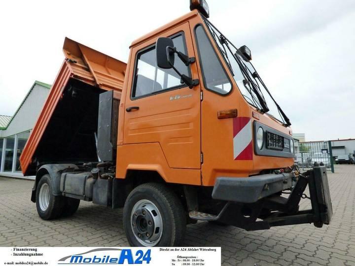 Multicar M 26 Proiline 4x4 DSK Kommunal EURO4 - 2009