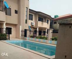 2bedroom flat at Dominion Court for 500k