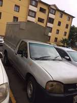 Nissan Datsun Hardbody P/up - Local