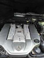 Benz g Wagon G63 engine direct on belt upgraded to 2014