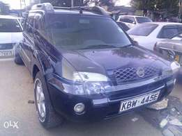 Nissan xtrail Hyper Roof very clean on quick sell