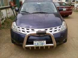 Used Nissan murano 2005 for Sale