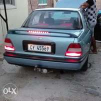 selling Nissan 160body with sr20 motor and gearbox