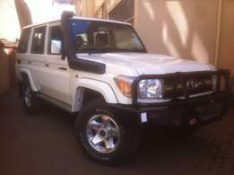 New Arrival Toyota Landcruiser 70 Series, KCL