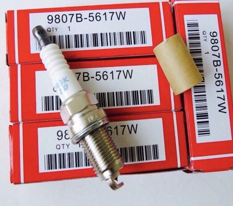 For Spark Plug Genuine 9807B 5615W for Honda Accord Civic Element Acura MDX TSX