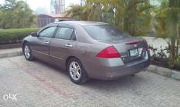 Honda accord first body 2007 aka DC AC perfect buy and use
