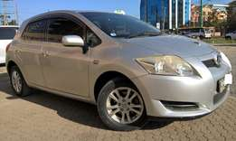 Toyota Auris, 1500cc, used locally, in very good condition