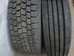 Truck tyres wanted. Bloemfontein ONLY!!