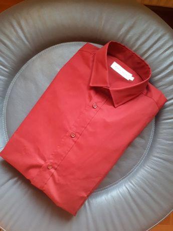 NOWA Koszula męska Pier One Slim Fit 100% bawełna Siedlce