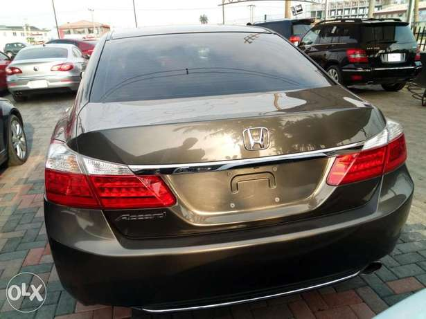 Honda accord,first body,tolks,Lagos cleared,buy and drive, 2015 model. Lagos - image 2
