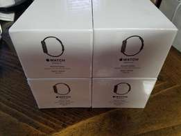 Apple Watch Series 2 42mm Space Gray Aluminum Black