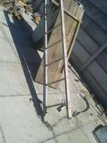 Aluminuim ladder good condition..2.5 length