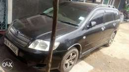 Toyota filder well maintained 2006