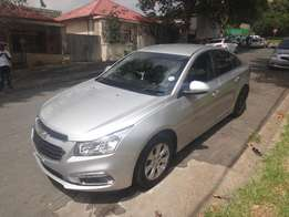 Used cars in johannesburg! immaculate 2015 Chevrolet Cruze 1.4T LS