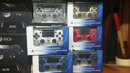 Playstation 4 pads.