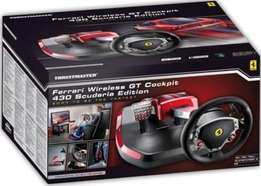 Thrustmaster Ferrari Wireless Gt F430 Scuderia Edition Cockpit
