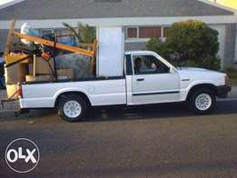 bakkie transport for hire cheapest in bloemfontein