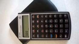 HP Financial Calculator 4 Sale - R450