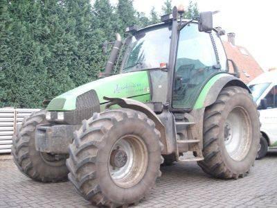 Deutz-fahr Agrotron 115 Profiline - 2001