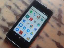 Fairly used Infinix Hot 2 for sale.