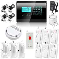 Wireless Intruder and Buglar Alarm Security System