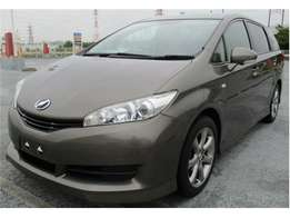 Foreign Used Other 2009 Toyota, Wish Petrol For Sale - KSh1,450,000/=