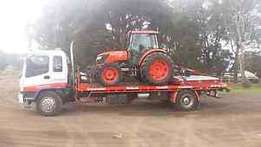 Farming implements transport available