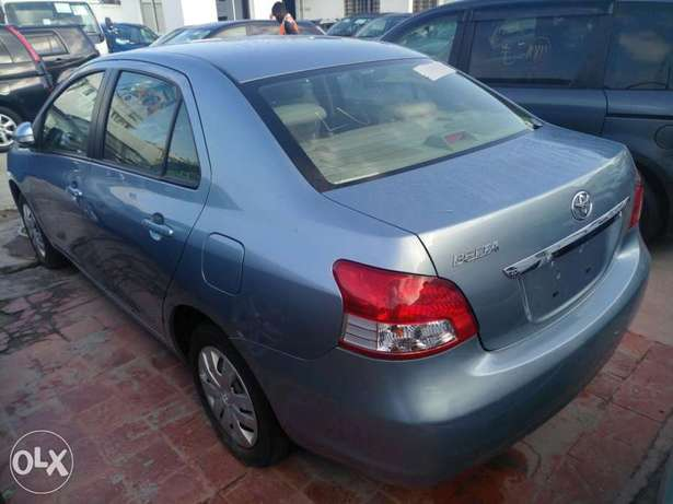 Toyota Belta 1300cc KCN number Mombasa Island - image 1