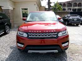 2014 Range Rover Sport HSE (Foreign Used)