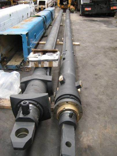 Krupp Kmk 8350 Tele Cylinders