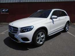 2016 Mercedes Benz GLC 220D 4 Matic Auto
